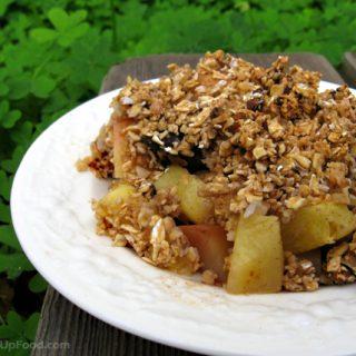 Apple-Pineapple Crisp