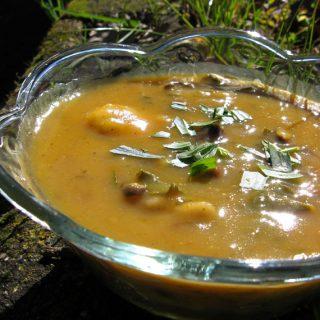 Tandoori Soup