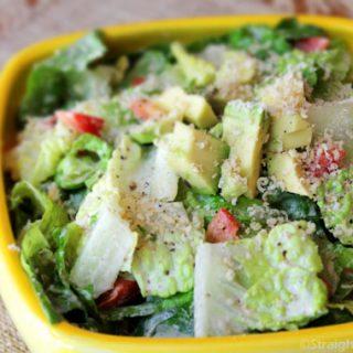 Caesar-y Salad