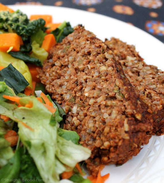 Lentil rice loaf health and food matters lentilriceloaf2990 forumfinder Images