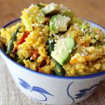 Quinoa-Curry-Bowl
