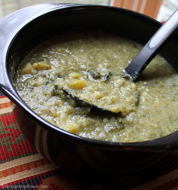 Pot-Of-Broccoli-Soup