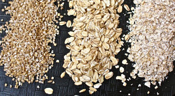 Old Fashion Oats Vs Rolled Oats