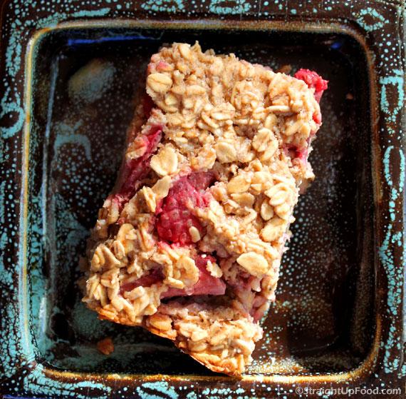 Baked Oatmeal | StraightUpFood.com