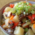 Pineapple Stir-Fry | StraightUpFood.com