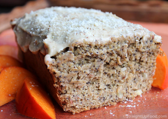 almond poppy seed cake straight up food