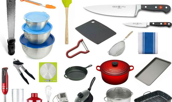 Recommended kitchen tools straight up food for Equipement cuisine usage