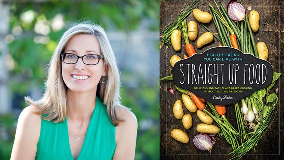 The Straight Up Food Cookbook!