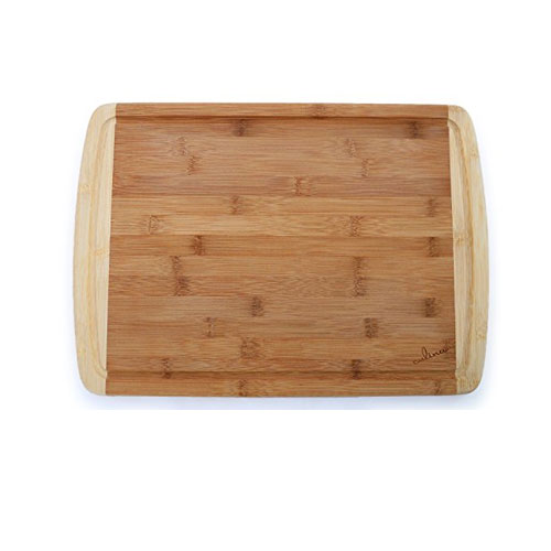 bamboo cutting board large straight up food. Black Bedroom Furniture Sets. Home Design Ideas