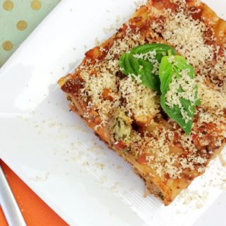 Lasagna by StraightUpFood