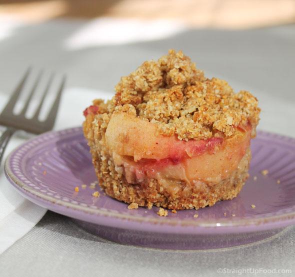 Peach Pie-lets