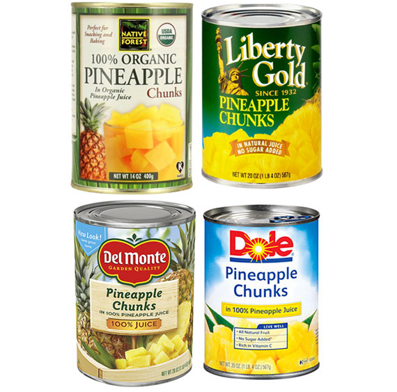 Canned-Pineapple