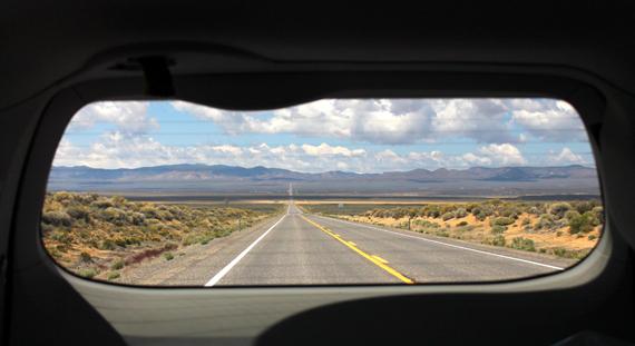 Endless Road Utah