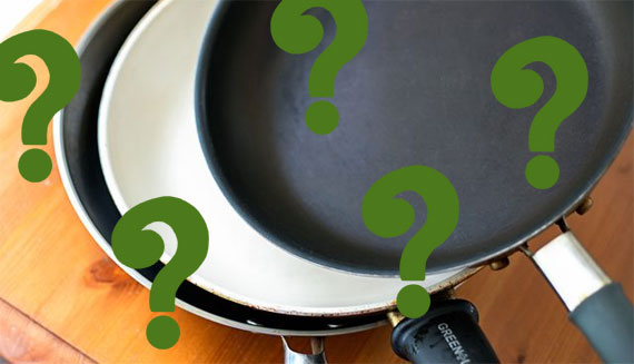 Are Nonstick Pans Safe? - Straight Up Food