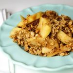Apple Crisp (by StriaghtUpFood.com)