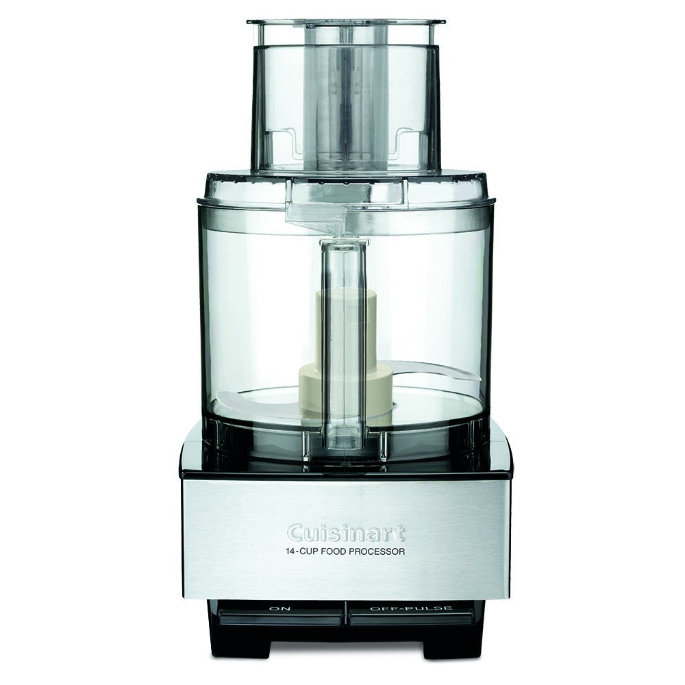 Cuisinart 14 Cup Food Processor Straight Up Food
