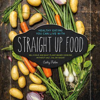 Straight Up Food Cookbook