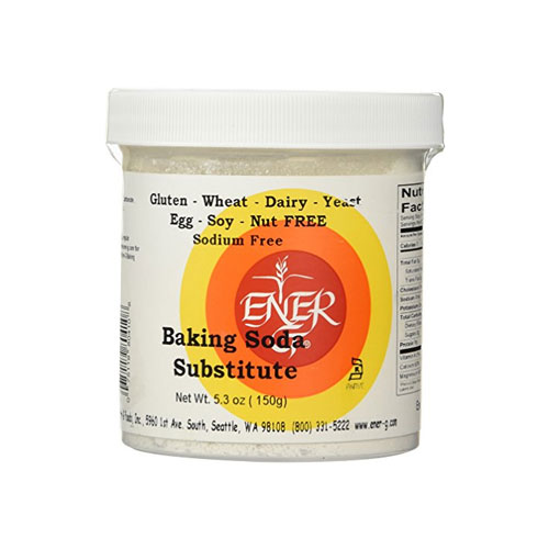 Ener G Baking Soda Substitute Straight Up Food