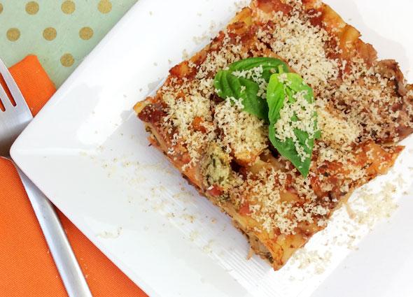 Lasagna by StraightUpFood