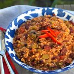 Jambalaya Stew by Straight Up Food